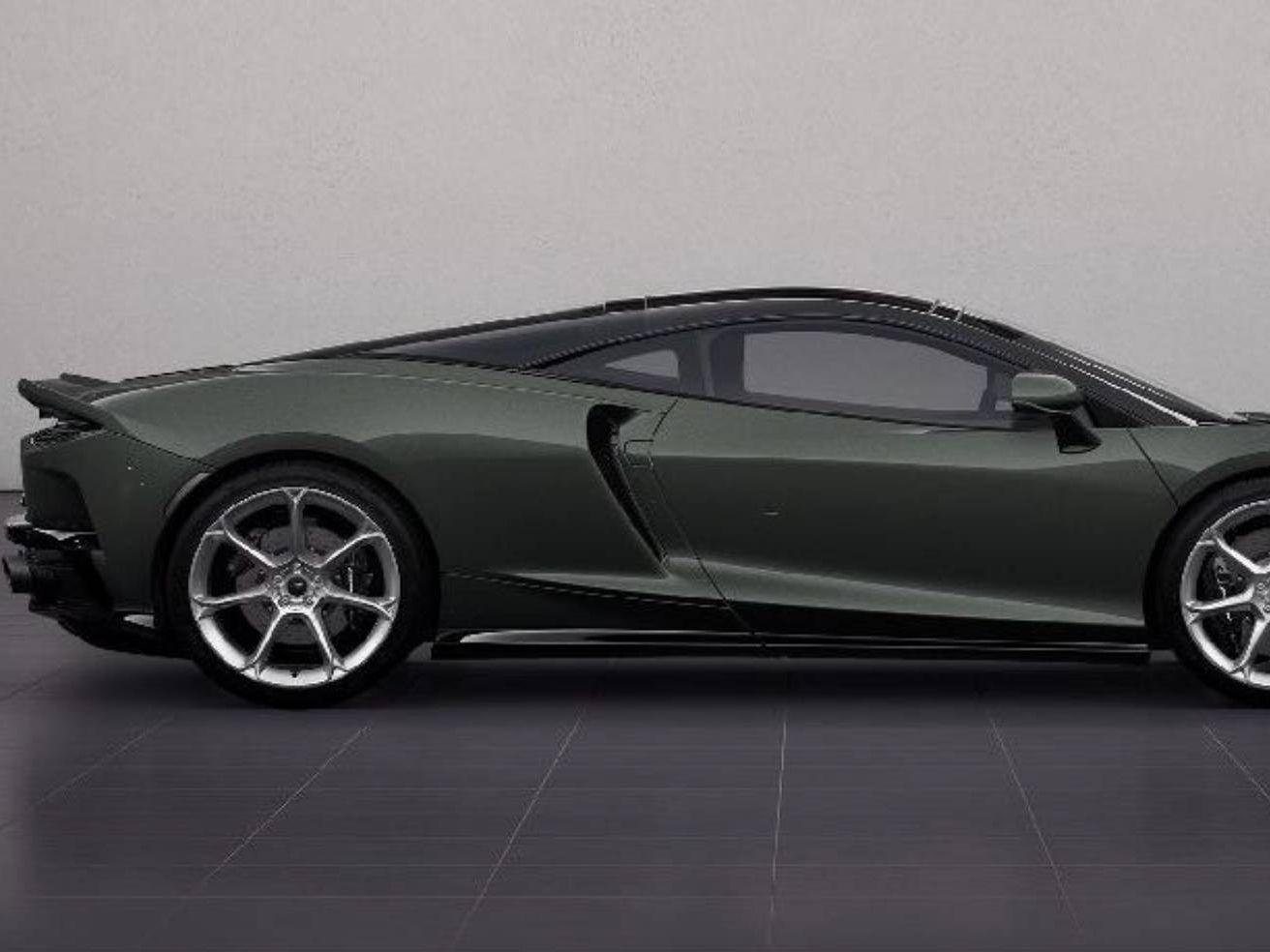 迈凯伦GT 2019款 4.0T 标准型