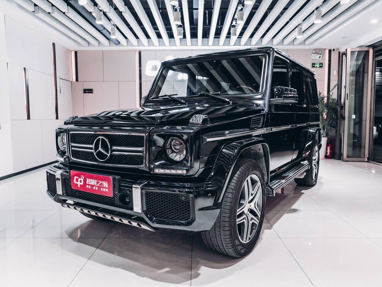 奔驰G级 G500