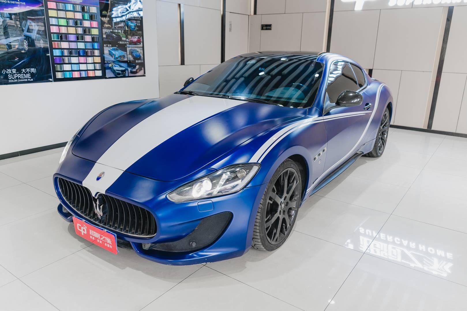 玛莎拉蒂 GT Sport F1
