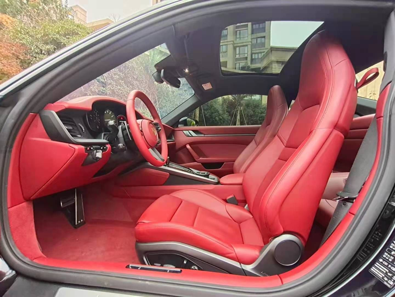 保时捷 911 2020款 Carrera 3.0T
