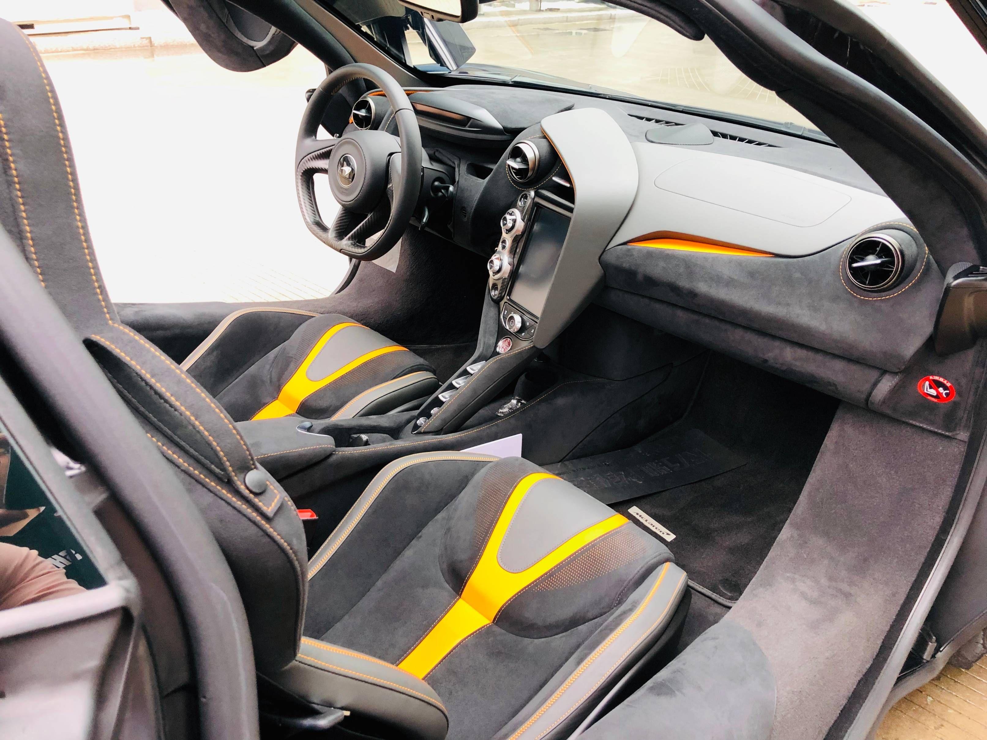 迈凯伦 720S 2019款 4.0T Coupe