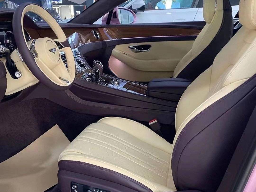 20款 宾利欧陆GT 4.0T V8 (现车)