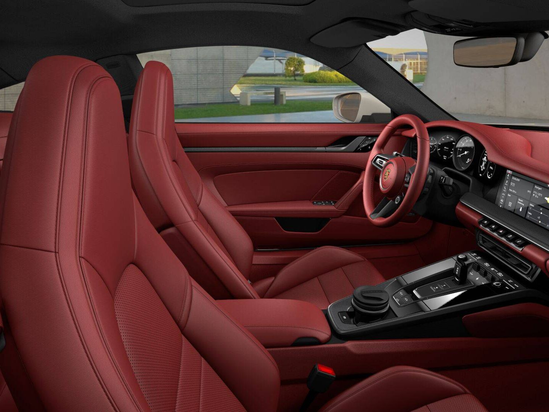 保时捷 911 Carrera 3.0T 1月配额