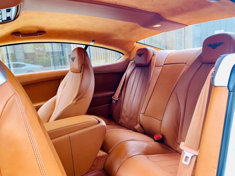 宾利 欧陆 GT V8 S 4.0T