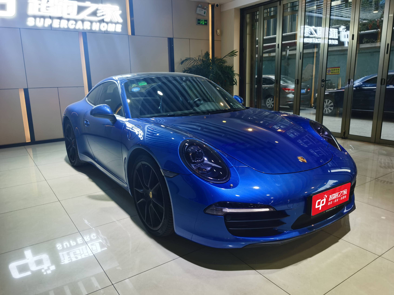 保时捷 911 2015款 Carrera 3.4L Style Edition