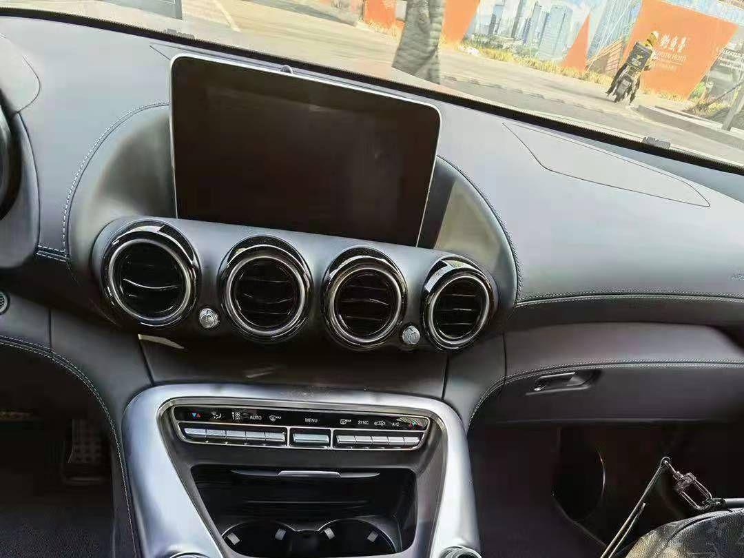 奔驰 2018款 AMG GT C 中国特别版