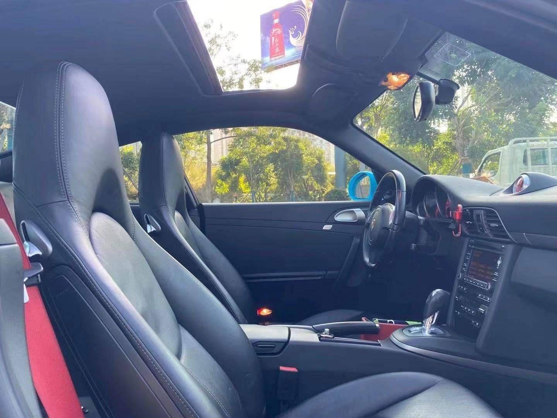 保时捷911 2010款 Carrera 4 3.6L