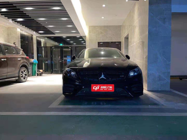 奔驰 AMG 2019款 E53 4MATIC+轿跑车