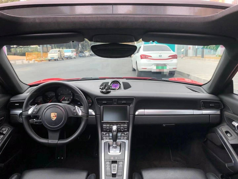 保时捷 911 2012款 Carrera 3.4L
