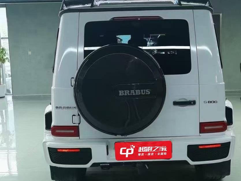 19款奔驰 G级 G500