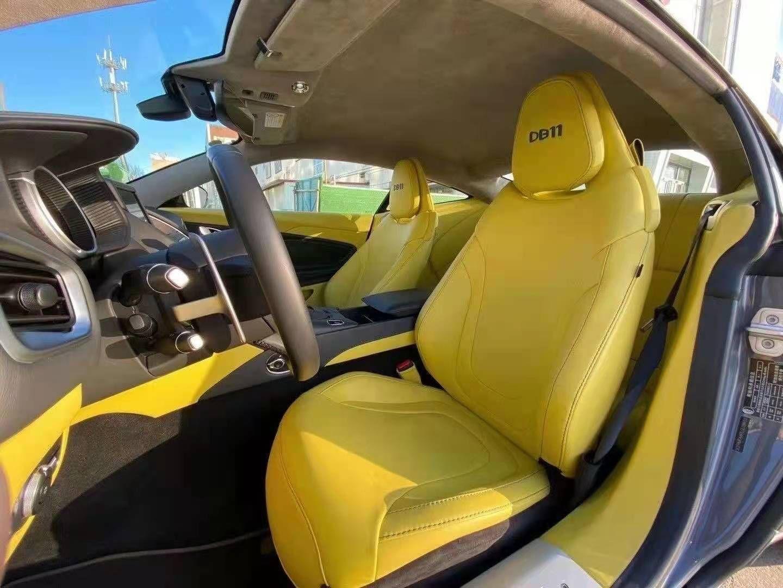 阿斯顿马丁 DB11 2019款 4.0T V8 Coupe