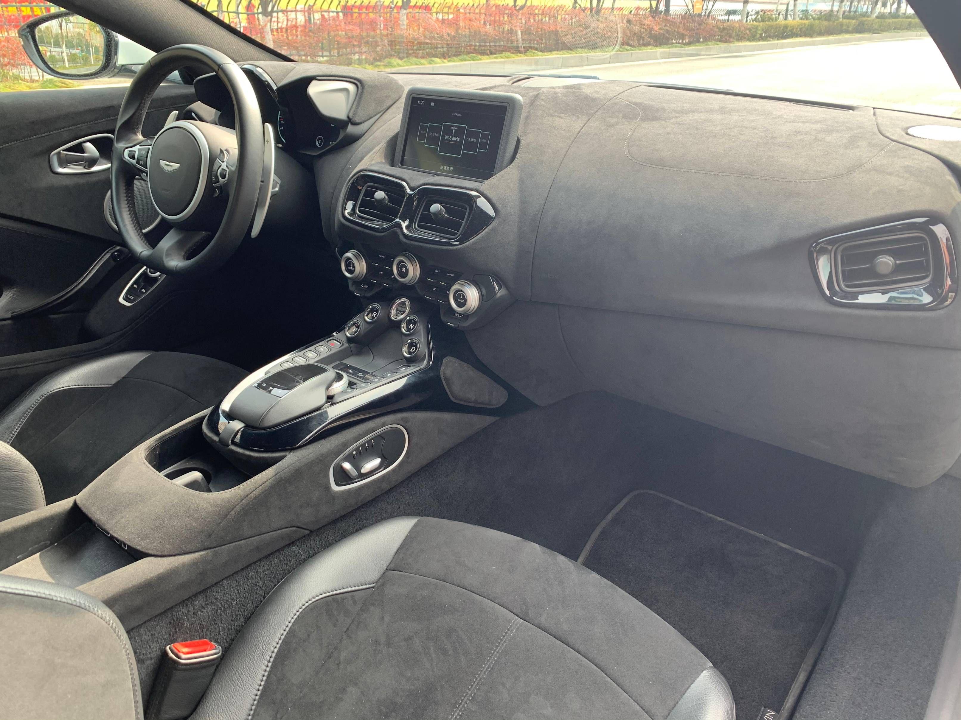 V8 Vantage 2018款 4.0T V8 Coupe