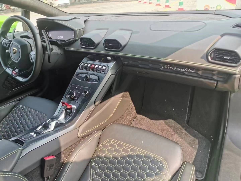 兰博基尼 2016款 Huracán RWD Coupe