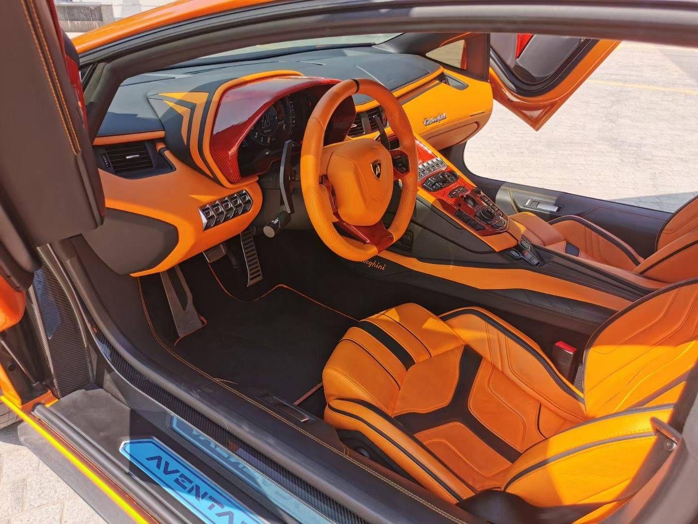 兰博基尼 Aventador S