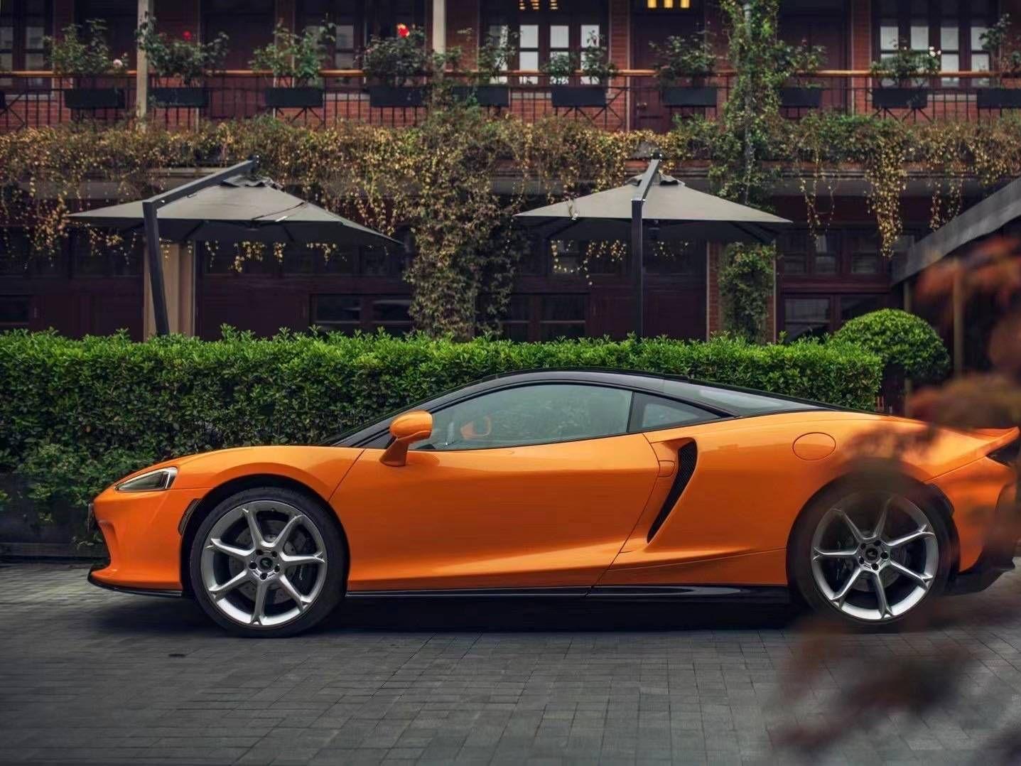 迈凯伦 GT