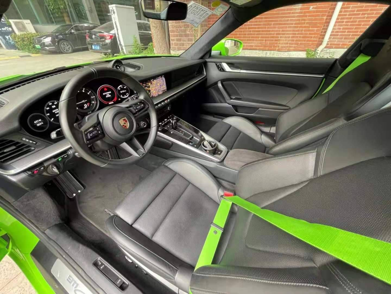 保时捷911 Carrera S