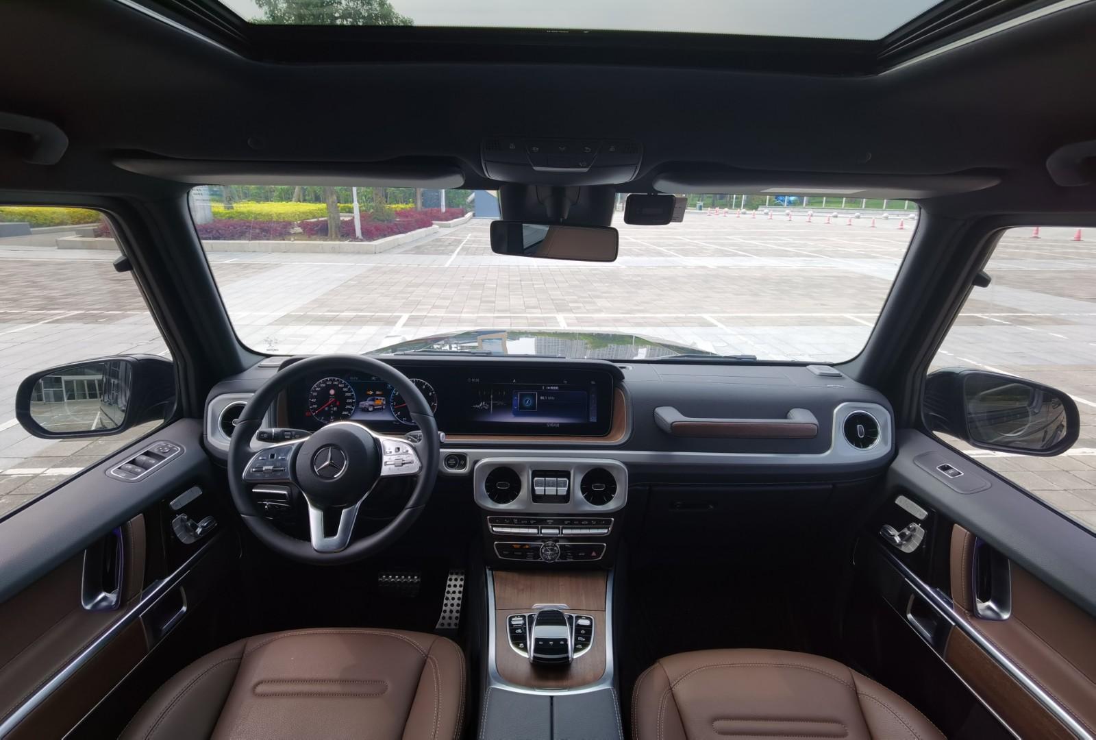 奔驰 G500